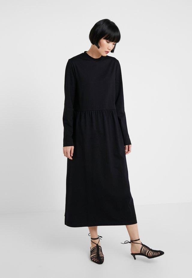 ZINK - Sukienka z dżerseju - black