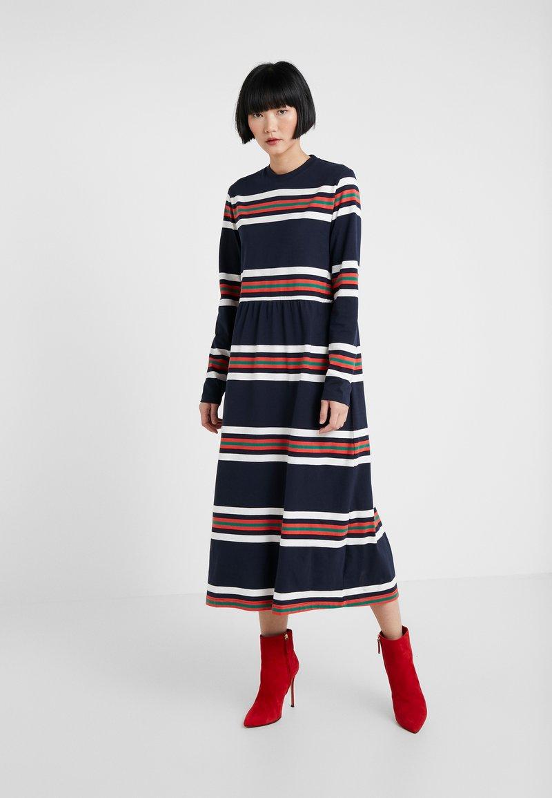 Libertine-Libertine - ZINK - Jersey dress - blue