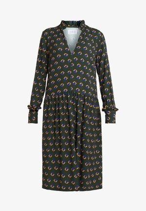 ALLEY - Denní šaty - olive
