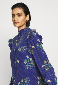 Libertine-Libertine - SKY - Day dress - royal paisley - 6