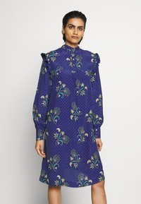 Libertine-Libertine - SKY - Day dress - royal paisley - 0