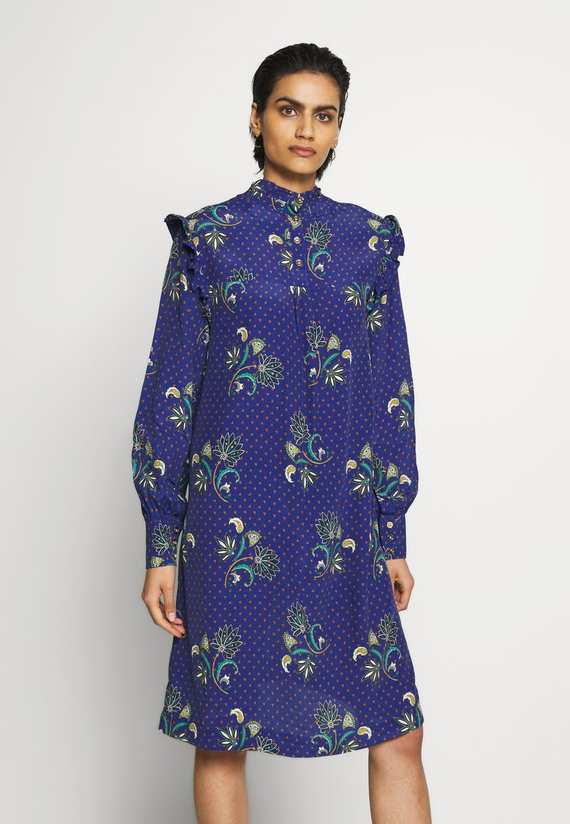 Libertine-Libertine - SKY - Day dress - royal paisley