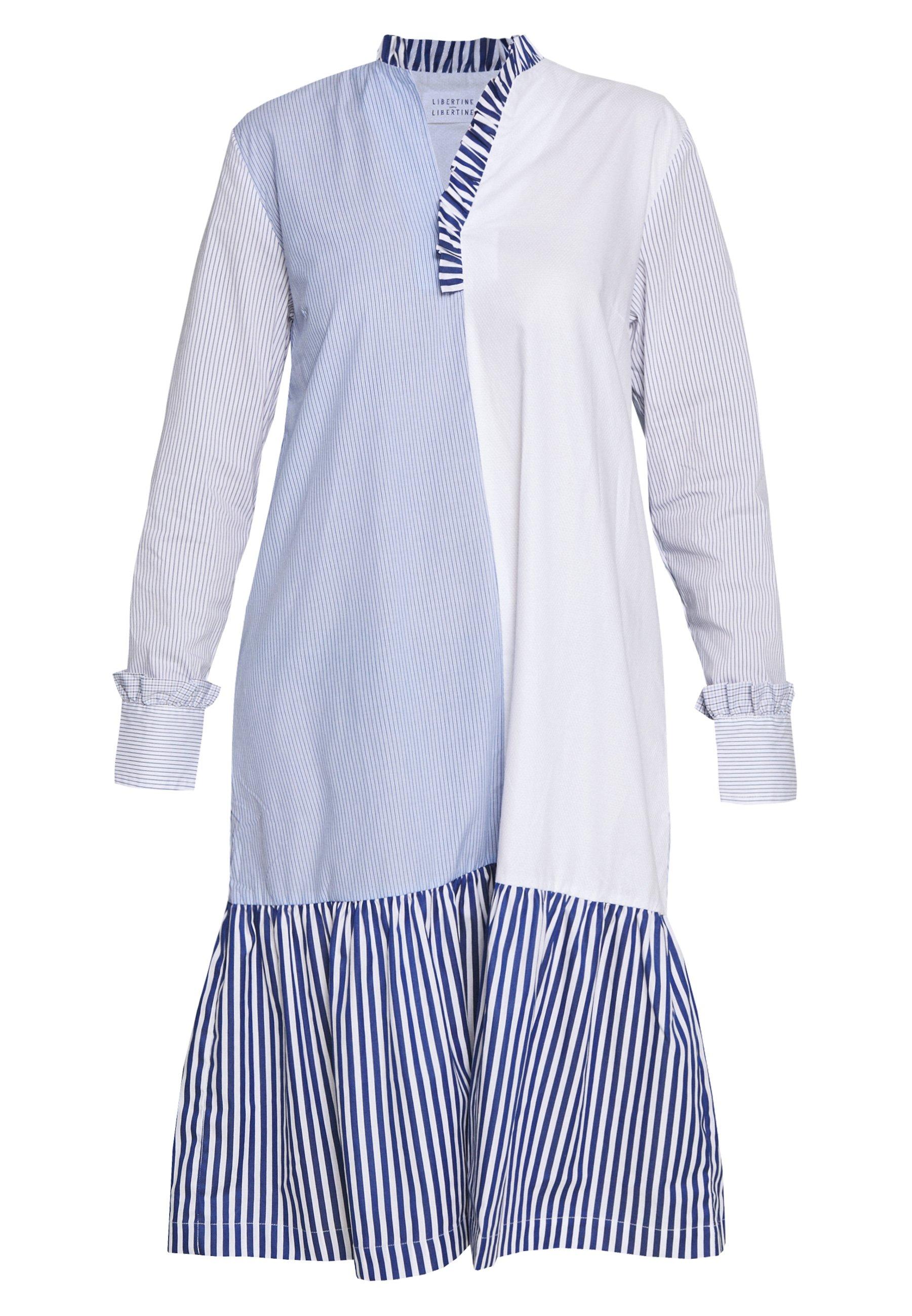 Libertine-Libertine NOSE - Sukienka letnia - stripe mix