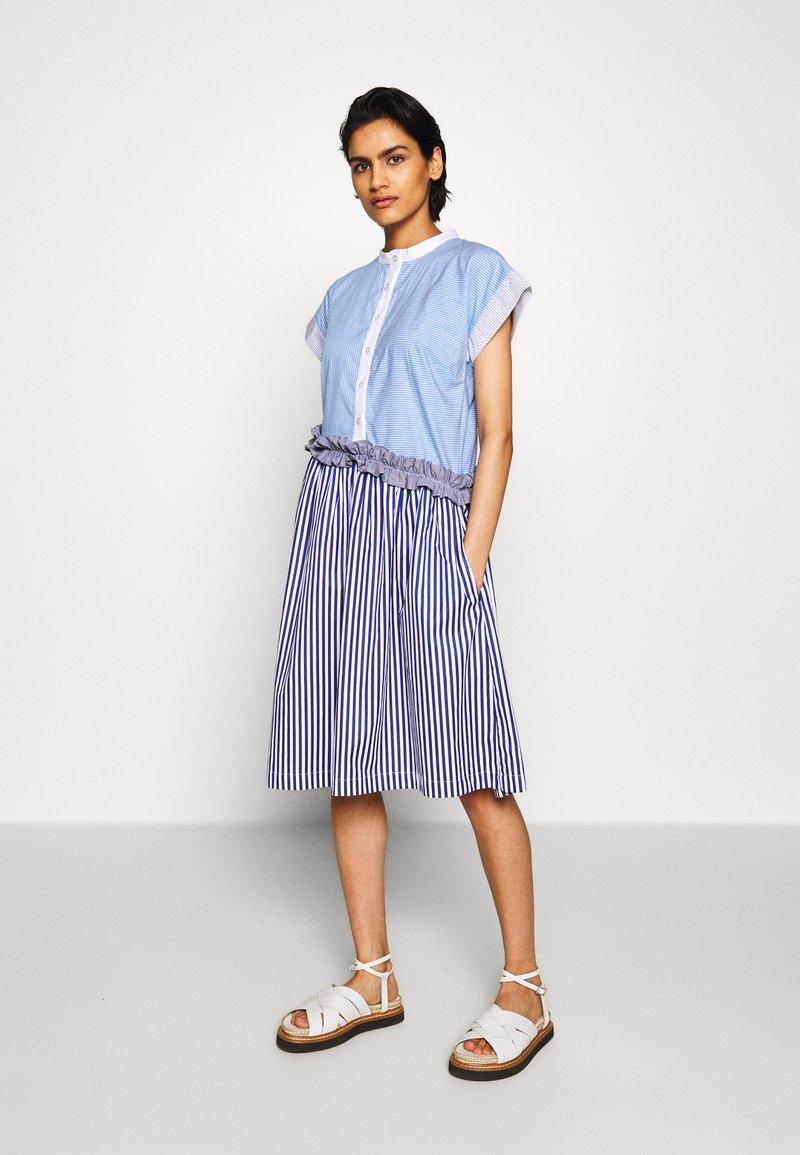 Libertine-Libertine - DANCE - Košilové šaty - blue