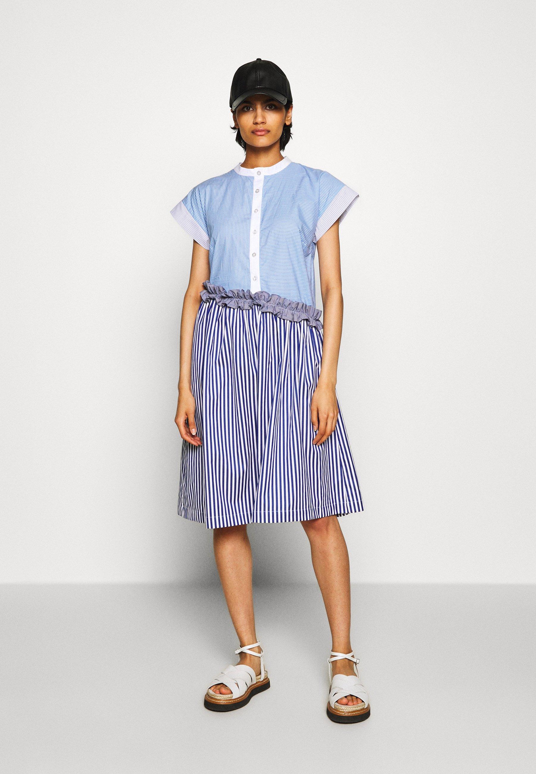 Libertine-Libertine DANCE - Sukienka koszulowa - blue