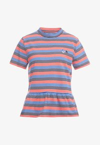 Libertine-Libertine - AWARD - T-shirt print - red stripe - 3