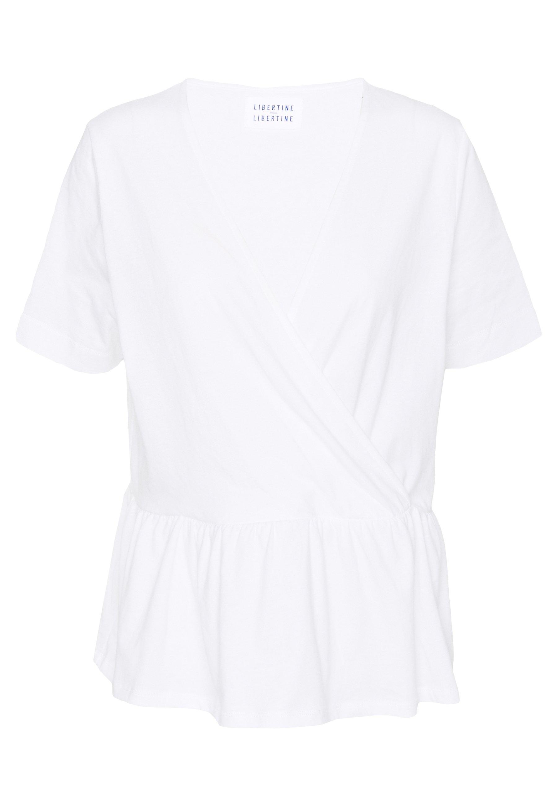 Libertine-Libertine GRACE - T-shirt z nadrukiem - white
