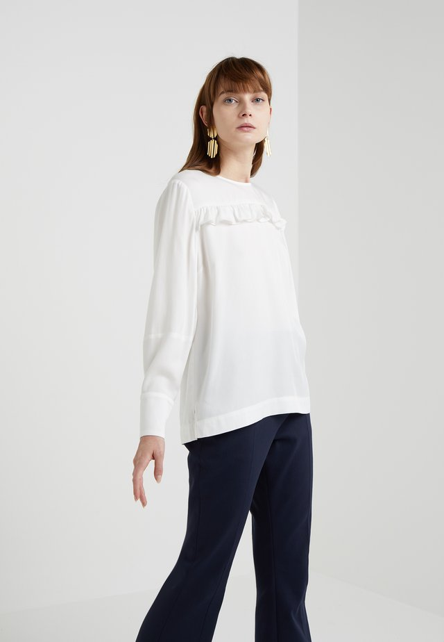 ONE - Bluse - white