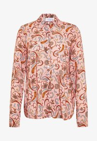 Libertine-Libertine - SHADE - Button-down blouse - rose paisley - 3