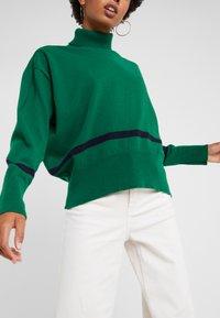 Libertine-Libertine - HUSKY - Pullover - voo green/dark navy - 3