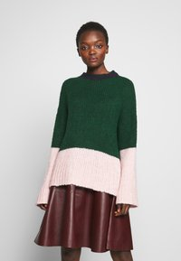 Libertine-Libertine - PYROS - Jumper - voo green/powder - 0