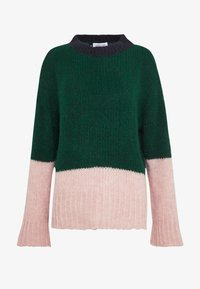 Libertine-Libertine - PYROS - Jumper - voo green/powder