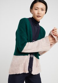 Libertine-Libertine - ACTIVE - Cardigan - voo green/powder - 4