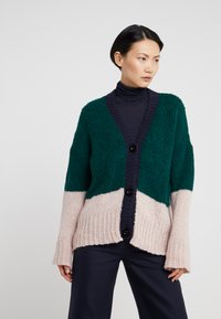 Libertine-Libertine - ACTIVE - Cardigan - voo green/powder - 0