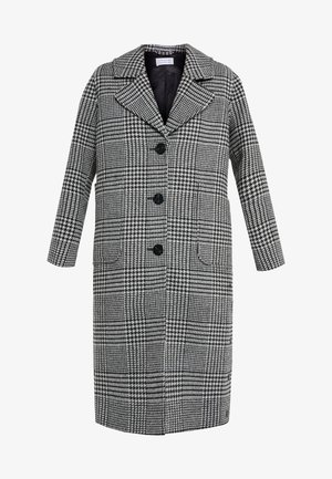 LATE - Classic coat - grey/black