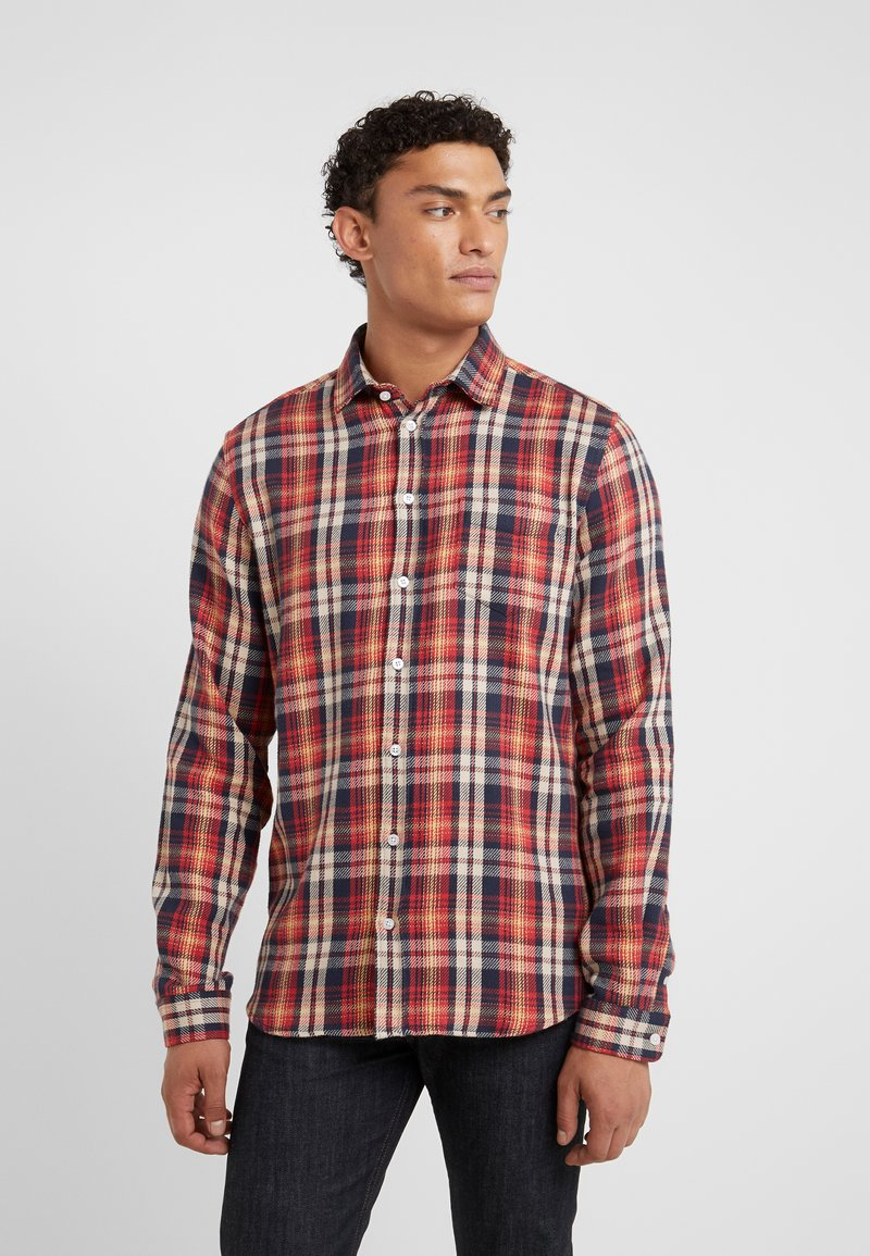 Libertine-Libertine - LYNCH - Camisa - red/navy
