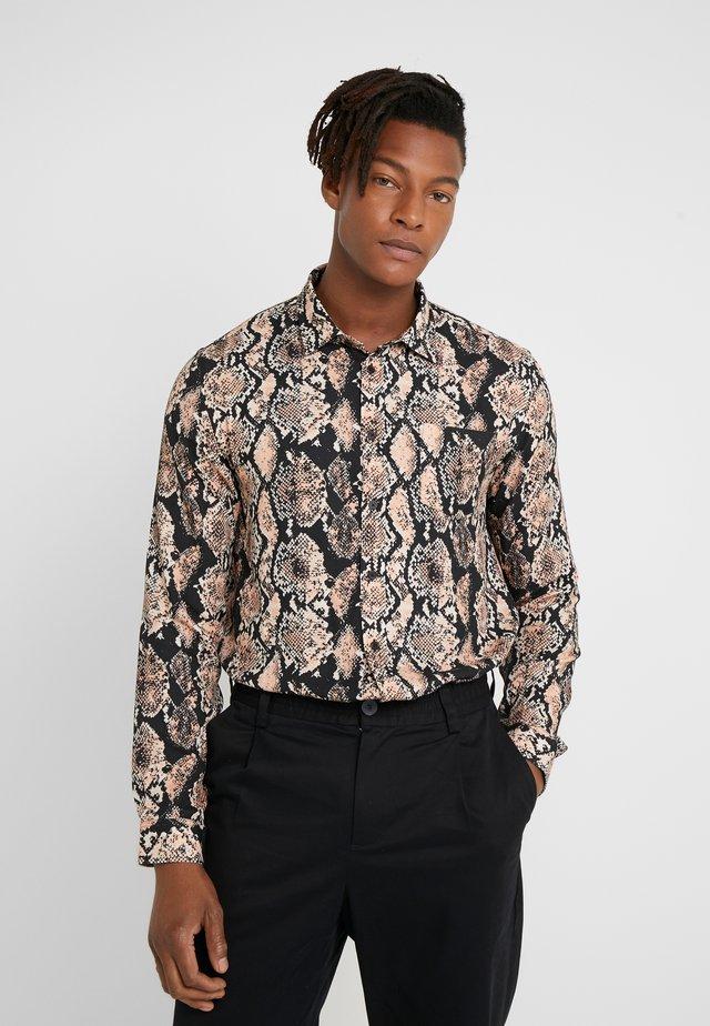 LYNCH - Shirt - beige