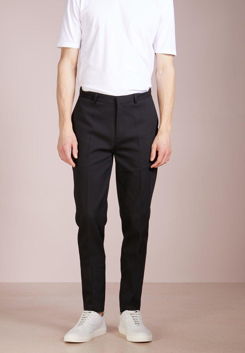 Libertine-Libertine - TRANSWORLD - Pantalon classique - black