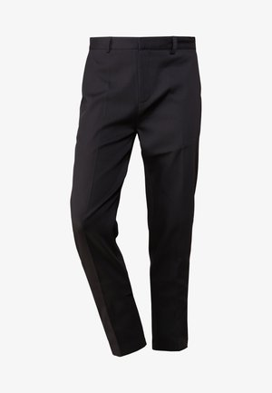TRANSWORLD - Spodnie materiałowe - black