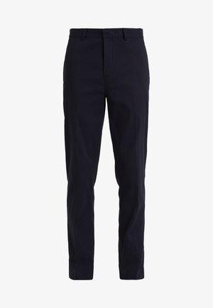 TRANSWORLD - Spodnie materiałowe - dark navy