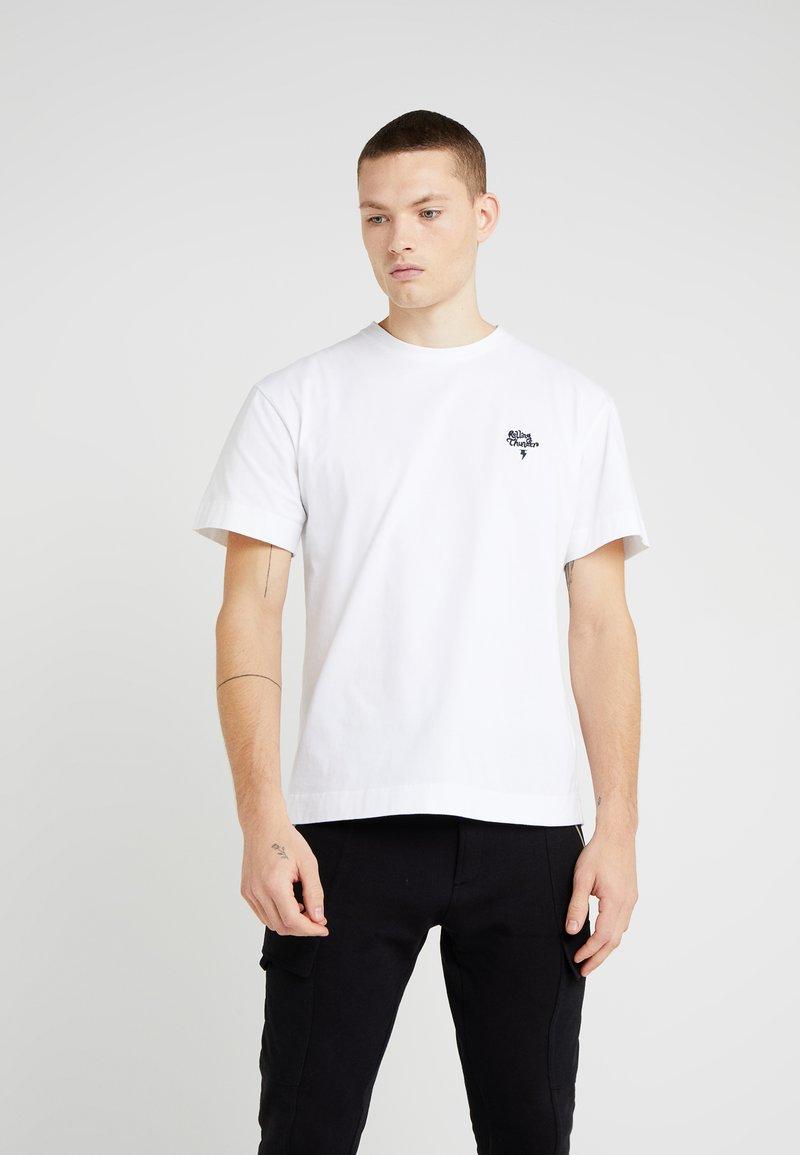 Libertine-Libertine - COOPERTHUNDER - T-shirt - bas - optical white