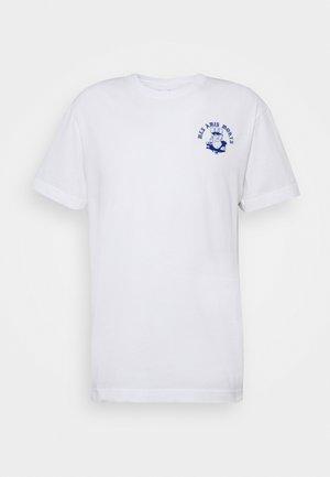 BEAT AMIS - Print T-shirt - white