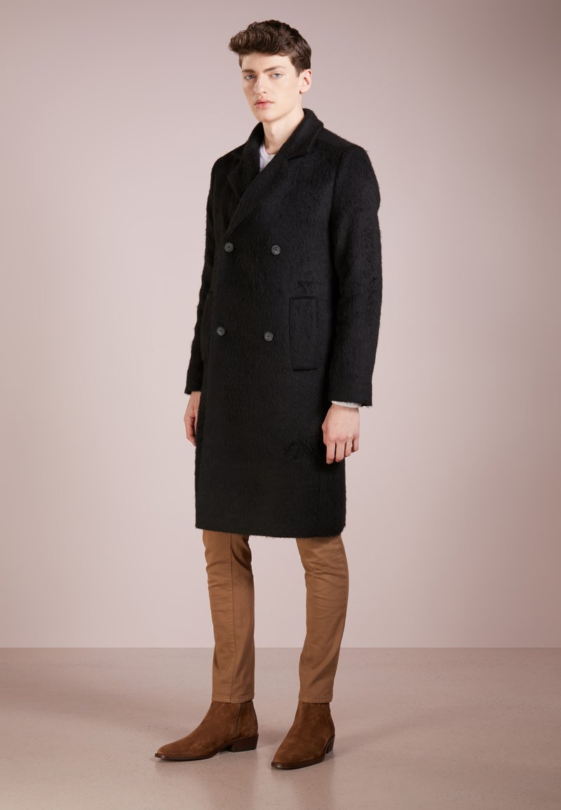 Libertine-Libertine - FOUNDATION COAT - Wollmantel/klassischer Mantel - black