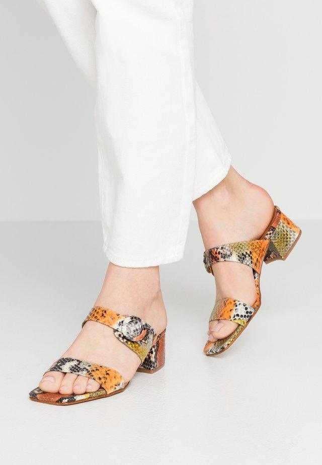 OLVIA - Sandaler - multicolor