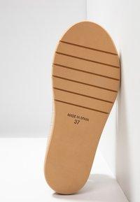 L'INTERVALLE - REME - Platform sandals - light beige - 6