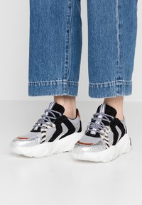 L'INTERVALLE - GALACY - Trainers - multicolor - 0
