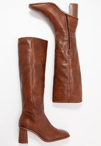L'INTERVALLE - CARSI - Boots - tan - 3