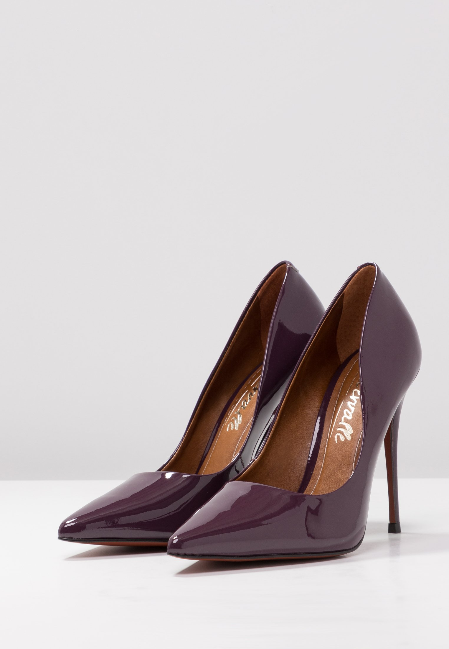 L'INTERVALLE TEEVA - Escarpins à talons hauts purple