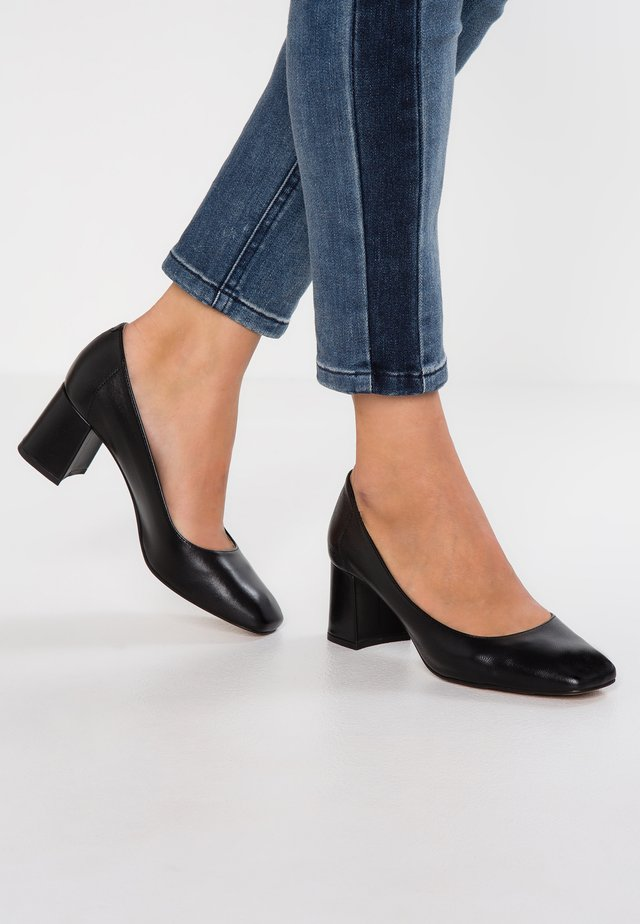 RUPIE - Klassiske pumps - black