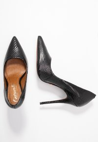 L'INTERVALLE - TEEVA - High heels - black - 3