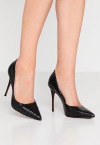 L'INTERVALLE - TEEVA - High heels - black - 0