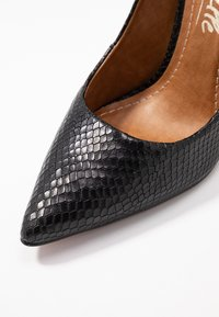 L'INTERVALLE - TEEVA - High heels - black - 2