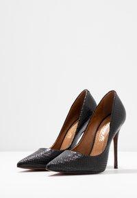 L'INTERVALLE - TEEVA - High heels - black - 4