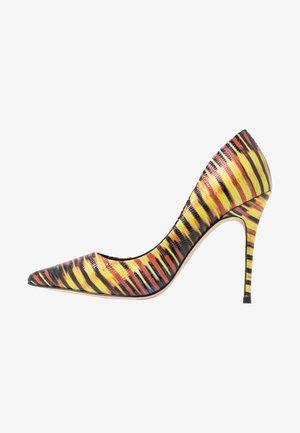 TEEVA - High heels - multicolor