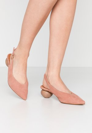 DOMINIQUE - Classic heels - taupe