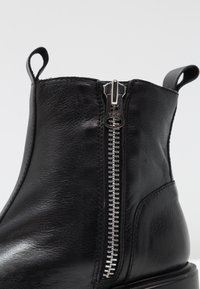 L'INTERVALLE - MATRIX - Cowboy/biker ankle boot - black - 2