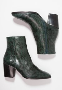 L'INTERVALLE - KENOVA - Classic ankle boots - green - 3