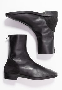 L'INTERVALLE - GOSS - Classic ankle boots - black - 3
