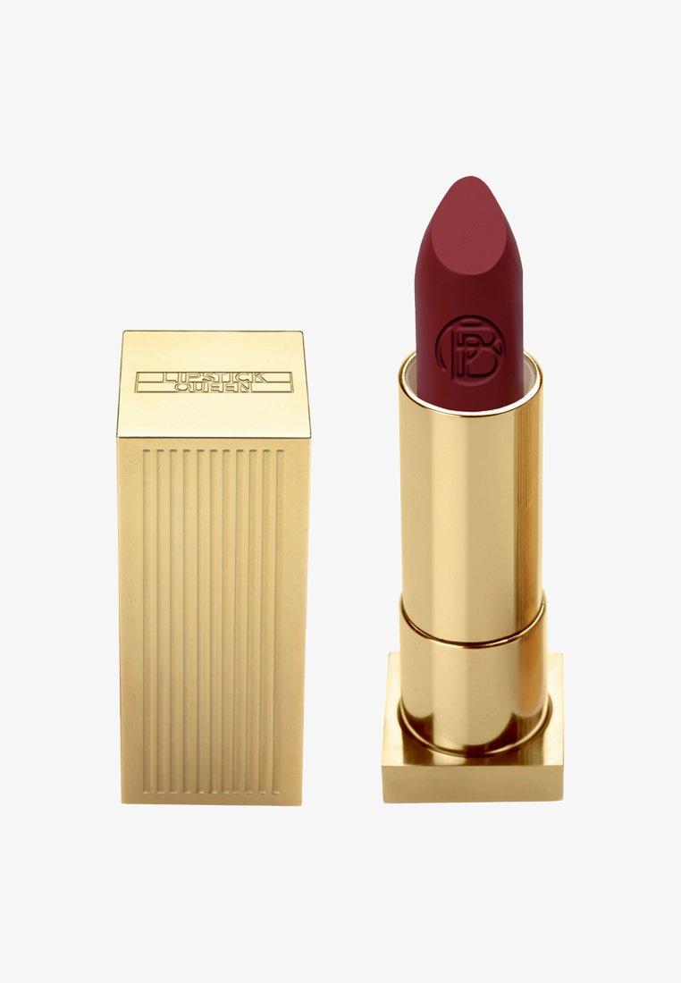 Lipstick Queen - VELVET ROPE - Lipstick - black tie