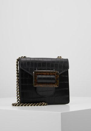 SHOULDER BAG - Umhängetasche - black
