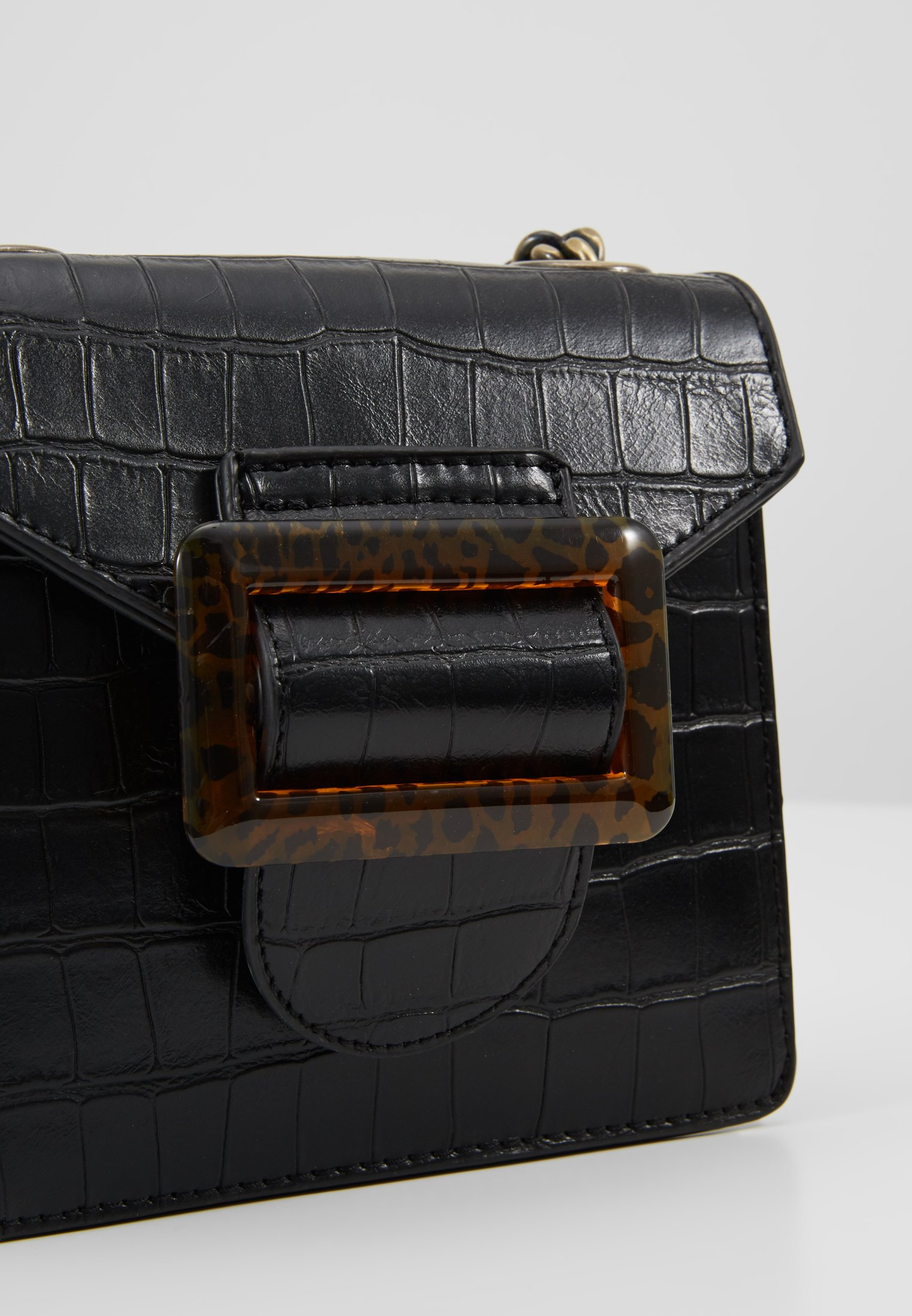 Liars & Lovers Shoulder Bag - Sac Bandoulière Black