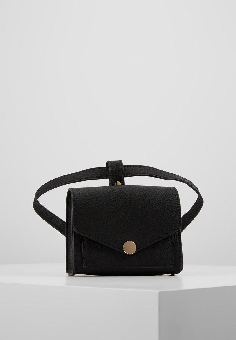 LIARS & LOVERS - BELT BAG - Bum bag - black