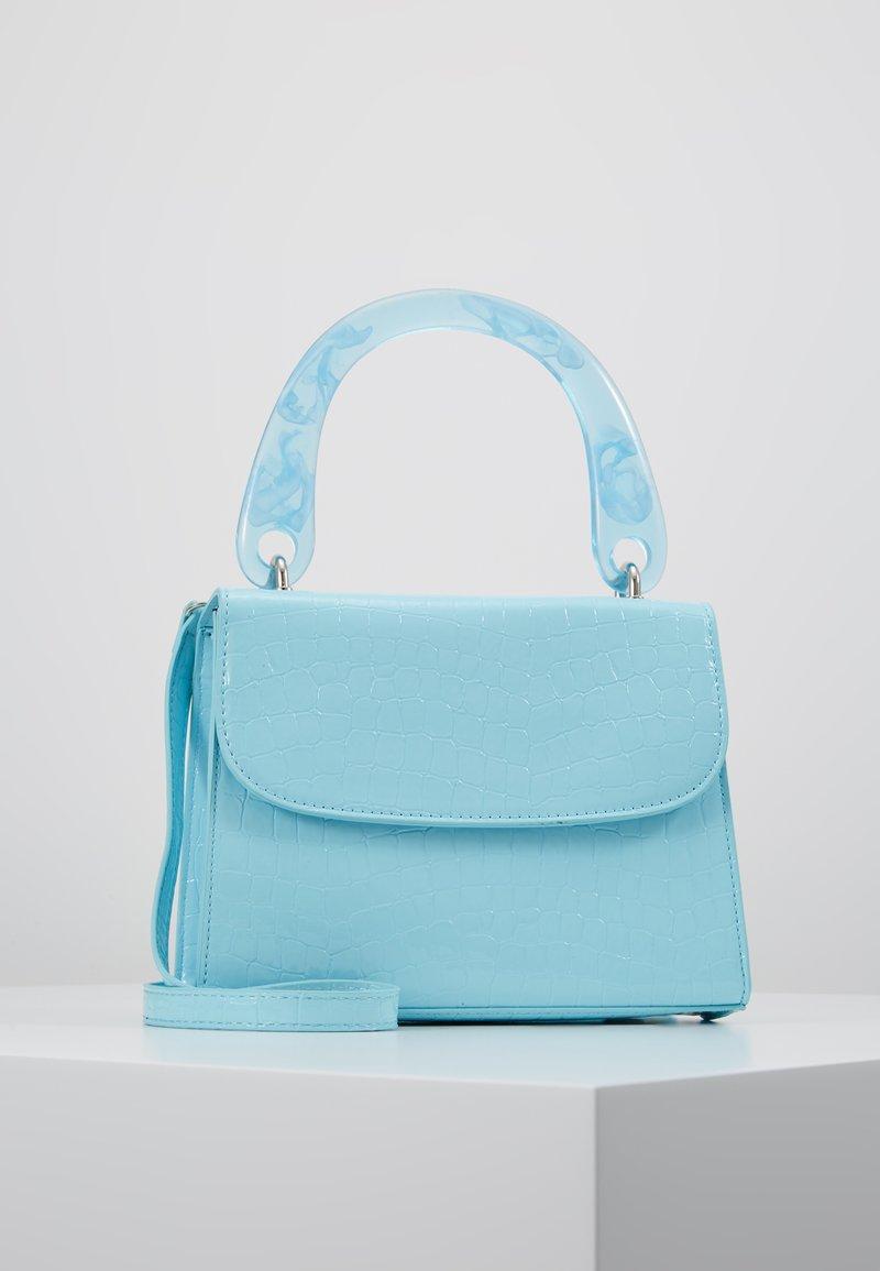 LIARS & LOVERS - BABY CROSS BODY - Handtasche - blue