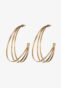 LIARS & LOVERS - OPEN WIRED HOOPS - Orecchini - gold-coloured - 3