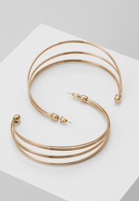 LIARS & LOVERS - OPEN WIRED HOOPS - Orecchini - gold-coloured - 2