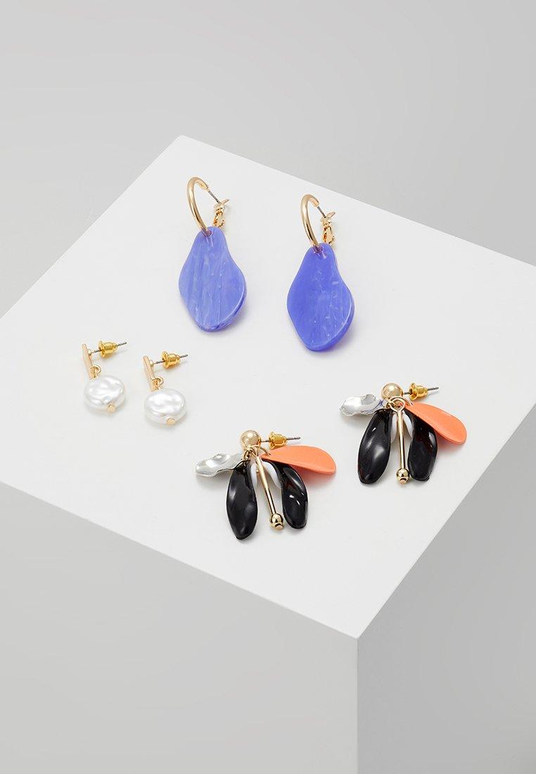 LIARS & LOVERS - MIXED EARRING 3 PACK - Earrings - multicolor